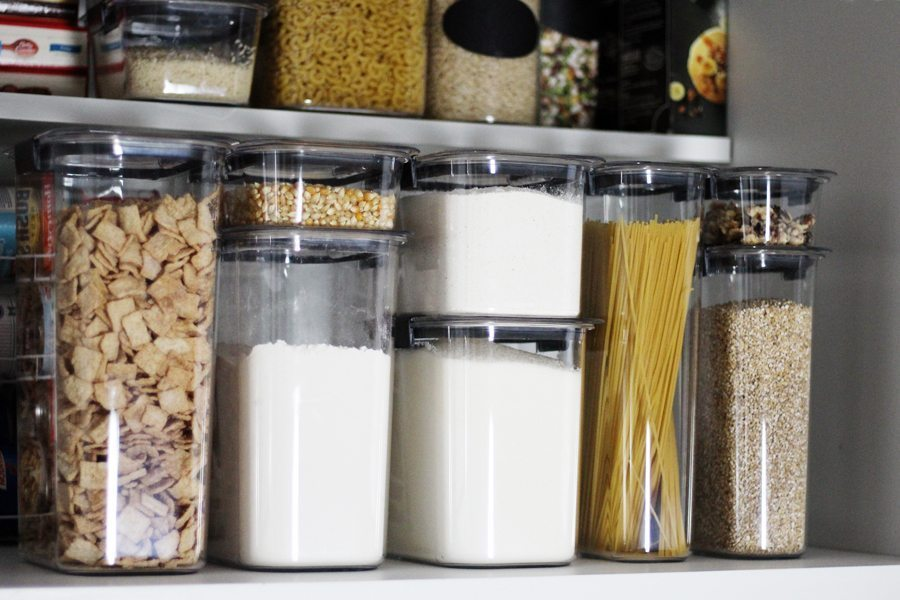 My Perfect Kitchen Pantry Makeover