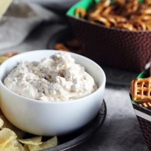 Love me some French Onion Dip, don't you?