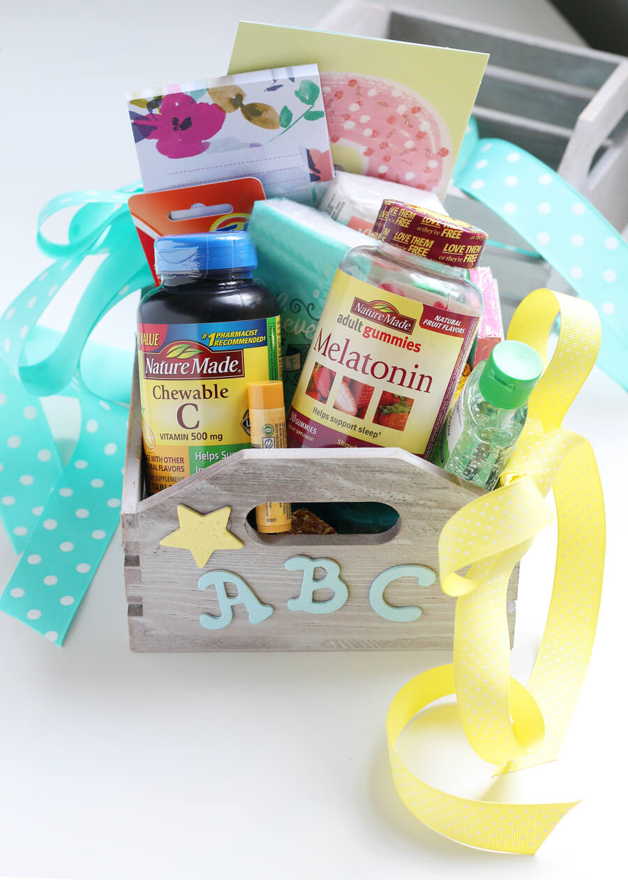 Back to School Teachers Gift DIY