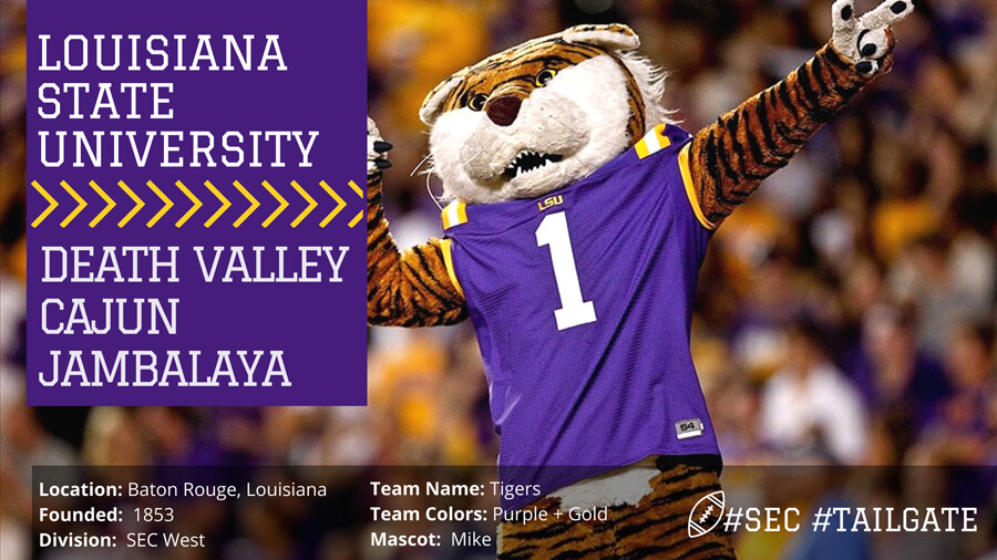 Death Valley Cajun Jambalaya - LSU Tailgate Recipe