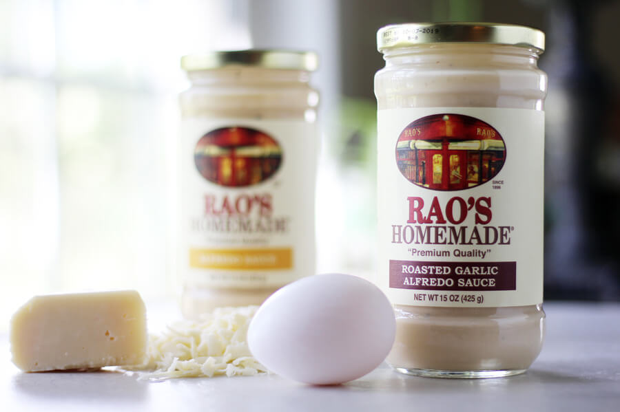 Rao's Homemade Alfredo Sauce, now available at Walmart