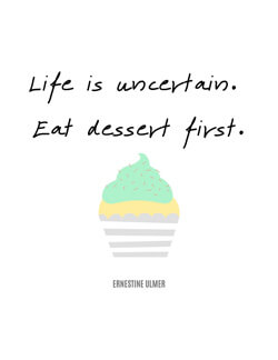 Food Quotes - Ernestine Ulmer