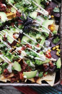Monster Chorizo Nachos Recipe   Buy This Cook That