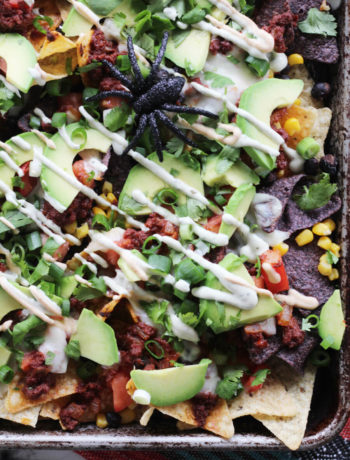 Monster Chorizo Nachos Recipe | Buy This Cook That
