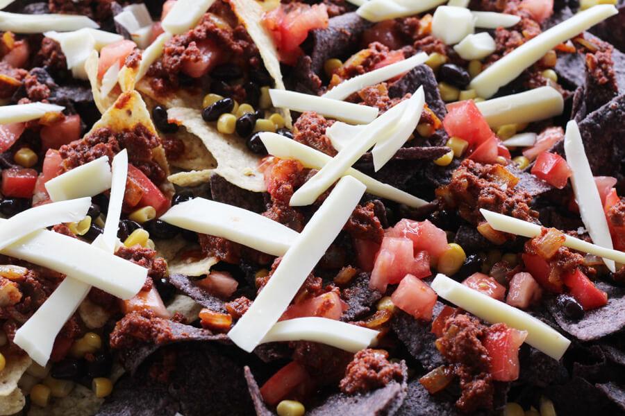 Monster Chorizo Nachos Recipe | Buy This Cook That
