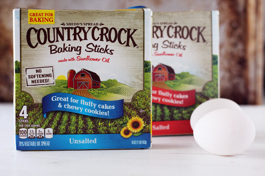 Country Crock Baking Sticks