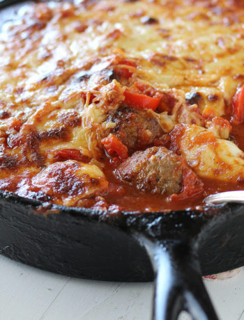 Marinara Meatball Skillet | Buy This Cook That