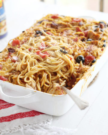 Mexican Chicken Spaghetti   Buy This Cook That
