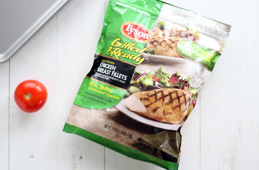 Sheet Pan Salsa Chicken | Buy This Cook That