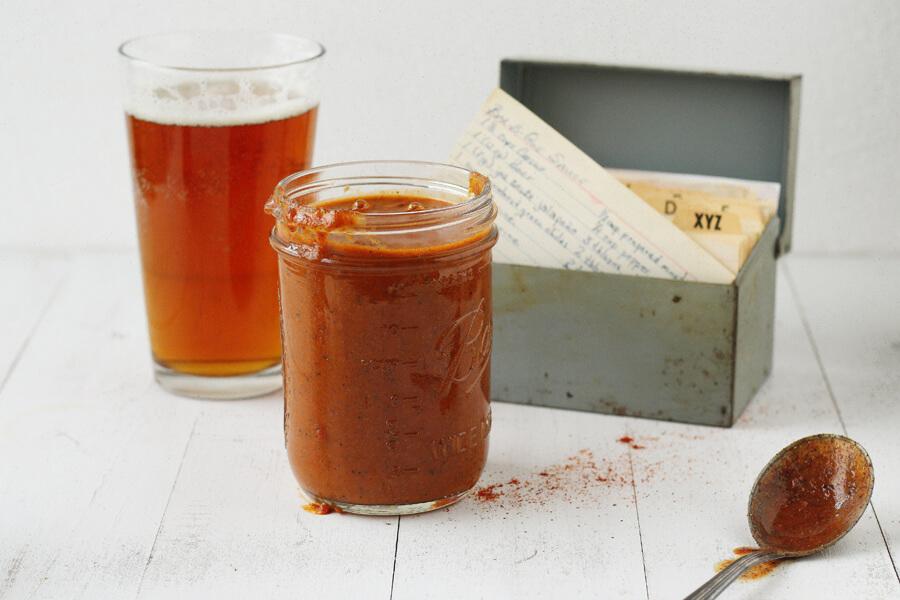Char's Beer BBQ Sauce Recipe