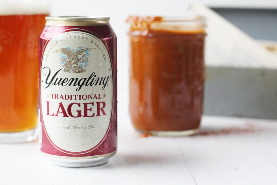 Yuengling Traditional Lager - 190th Anniversary Collector's Can