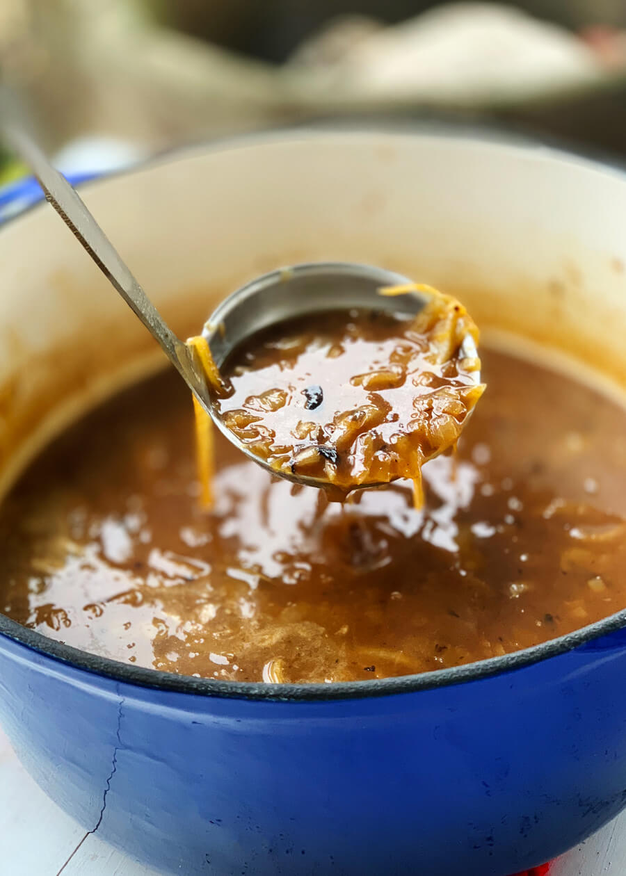 Foolproof French Onion Soup | Buy This Cook That