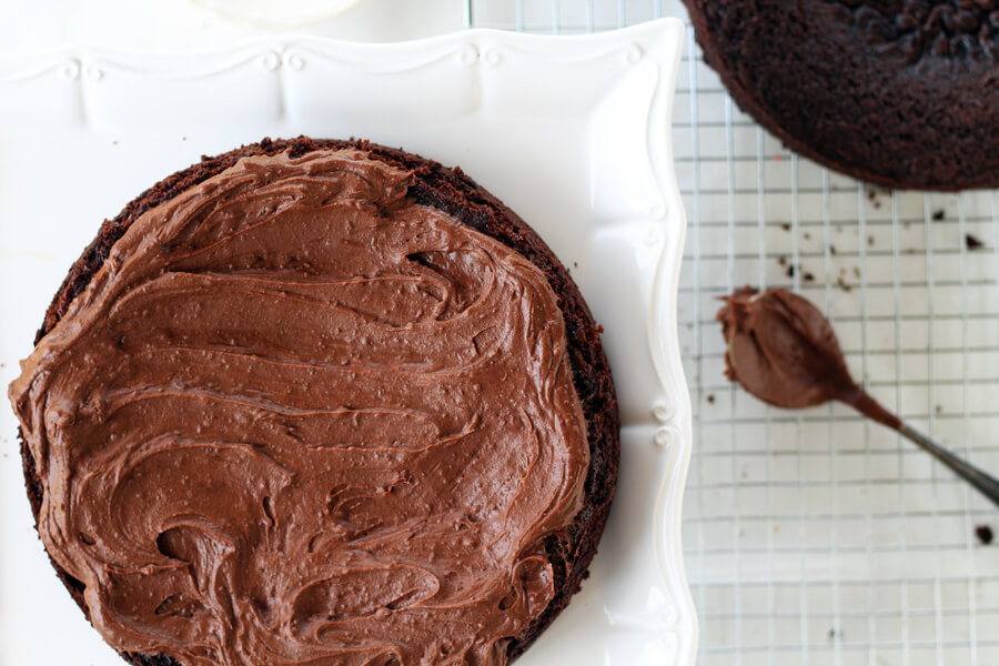 Irish Stout Chocolate Cake | Buy This Cook That