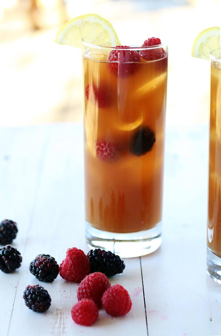 Peach Berry Fruit Tea | Buy This Cook That