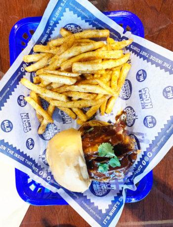 The Hoss Burger