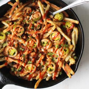 Diablo Skillet Loaded Fries   Buy This Cook That