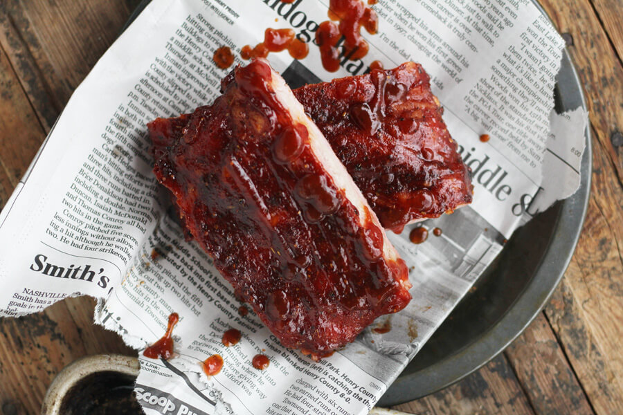 St. Louis Style BBQ Ribs   Buy This Cook That