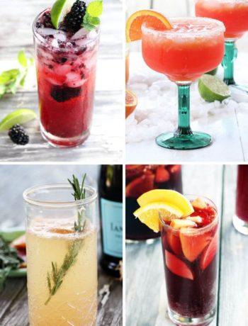 4 Summer Cocktails